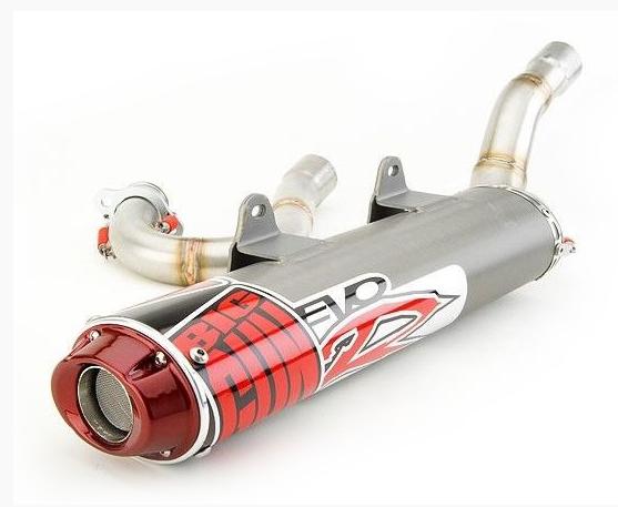 Глушитель Big Gun для Yamaha Raptor 700 (15-18) EVO R ATV