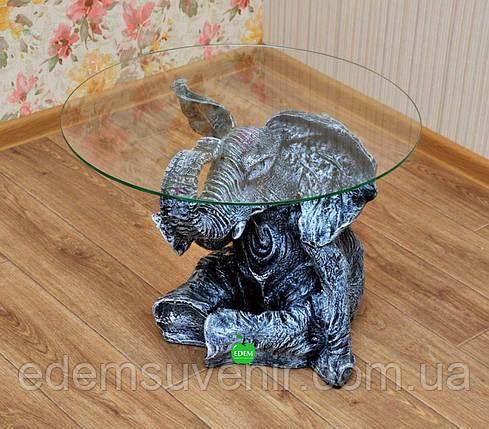 Стол журнальный Слон, фото 2