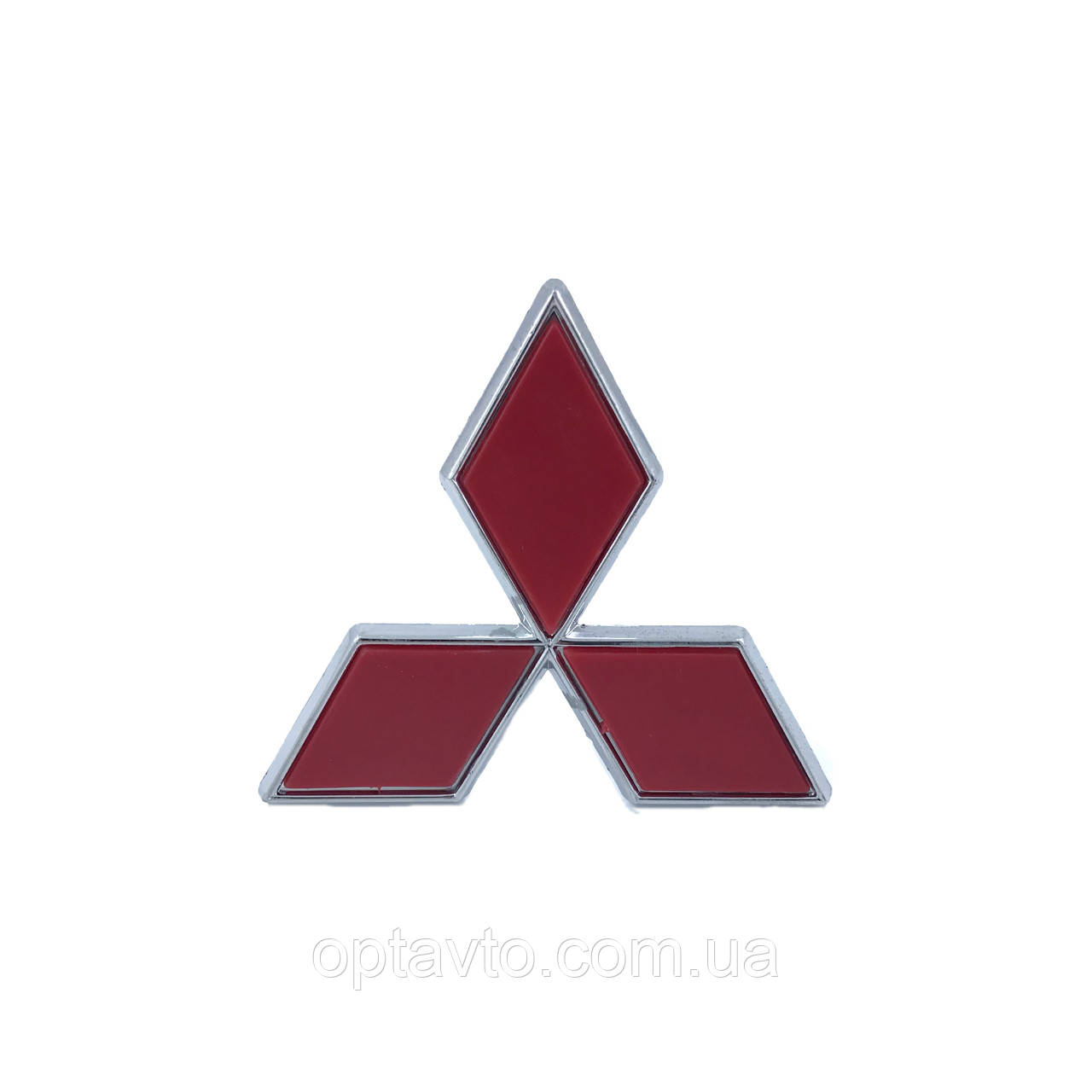 Эмблема автомобильная, логотип Митсубиши (MITSUBISHI)
