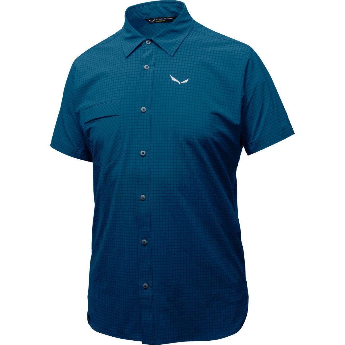 Рубашка Salewa Puez Mini Check Dry