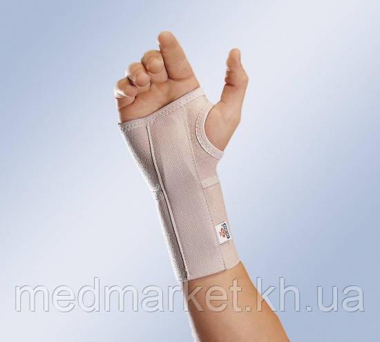 Ортез на лучезапястный сустав с металлической шиной снятие отечности после вывиха сустава