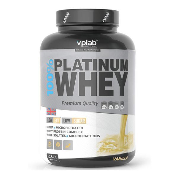 Platinum Whey (2,3 kg) 100% VP Lab