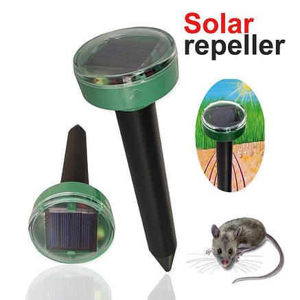 Отпугиватель грызунов (кротов) Mouse Expeller Solar, фото 2