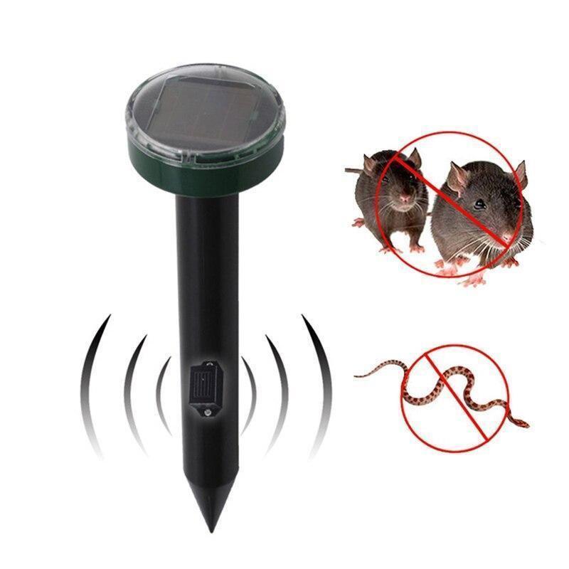 Отпугиватель грызунов (кротов) Mouse Expeller Solar