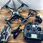Квадрокоптер X5SW-1 c WiFi камерой, фото 3