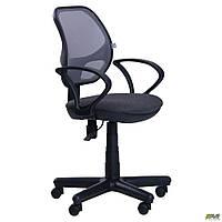 Кресло Чат/АМФ-4 сиденье А-14/спинка Сетка серая, фото 1