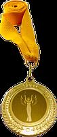 Медаль наградная 35мм.2402-Н