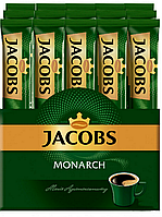 Кофе растворимый Jacobs Monarch в стиках 26 x 1,8 г