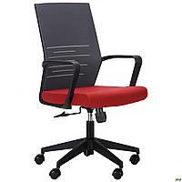 Кресло Nitrogen LB графит/бургунди, фото 1