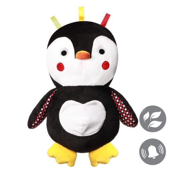 Игрушка-обнимашка SIR PENGUIN CONNOR C-MORE COLLECTION BabyOno