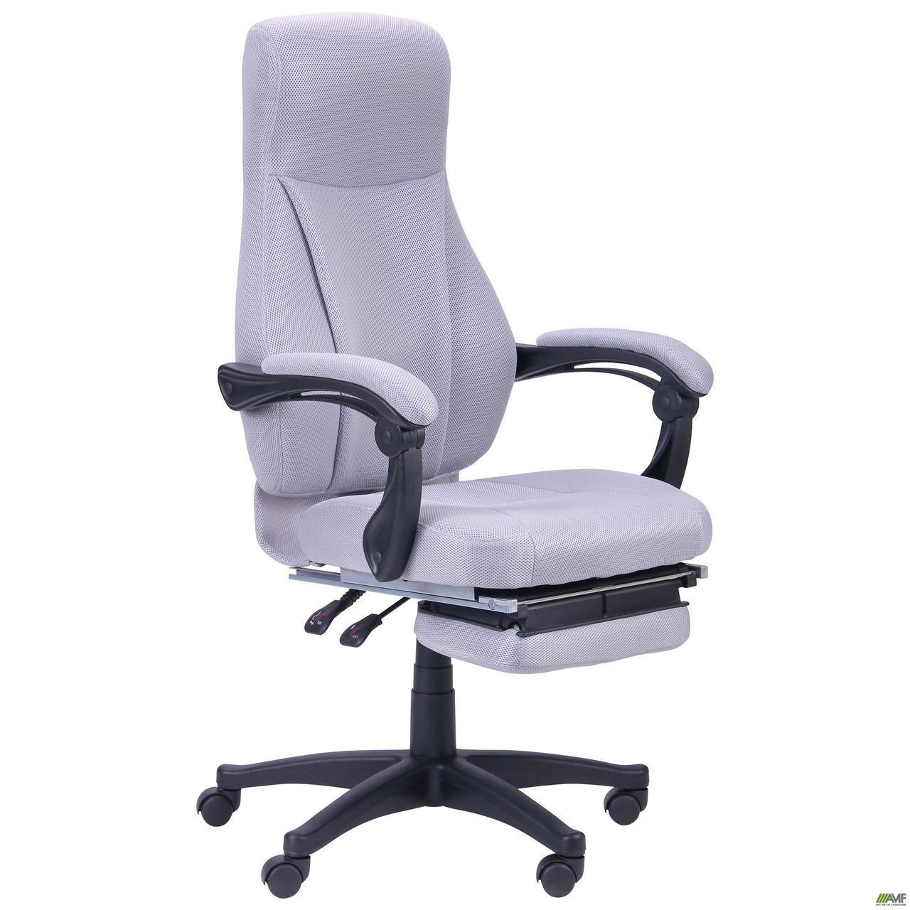 Кресло Smart BN-W0002 серый