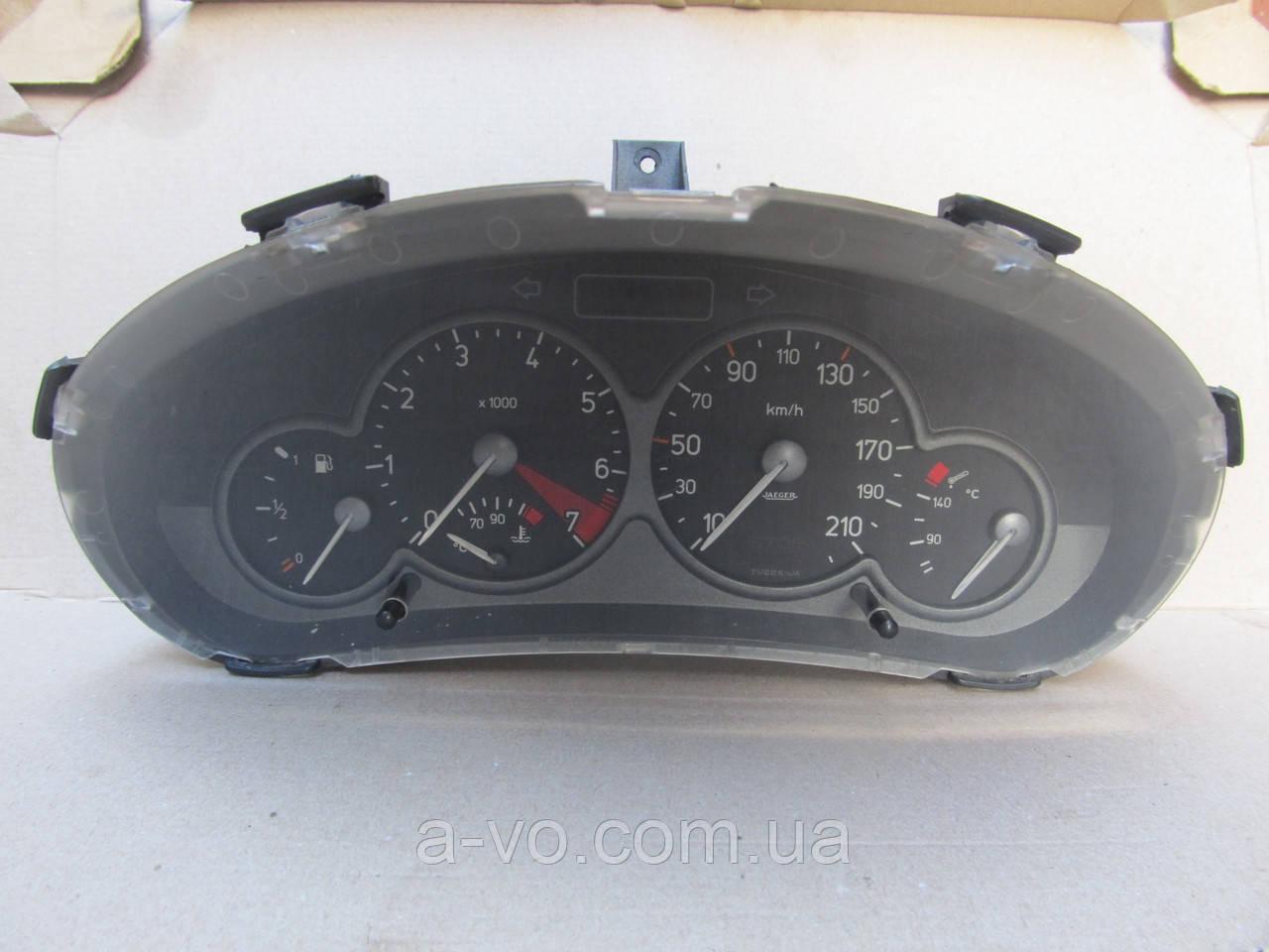 Панель приборов спидометр для Citroen Berlingo 1 2 Peugeot 206 Partner 1 2 1.4 1.6 2.0HDi, 9645847180