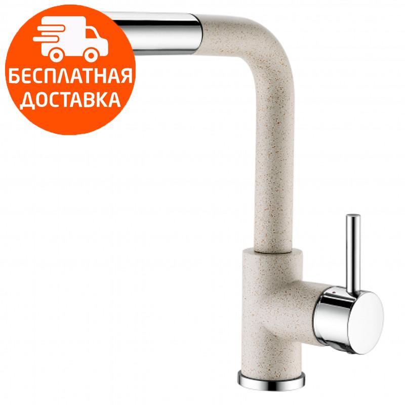 Смеситель для кухни с выдвижным изливом Aquasanita Modus 2385-112 ора