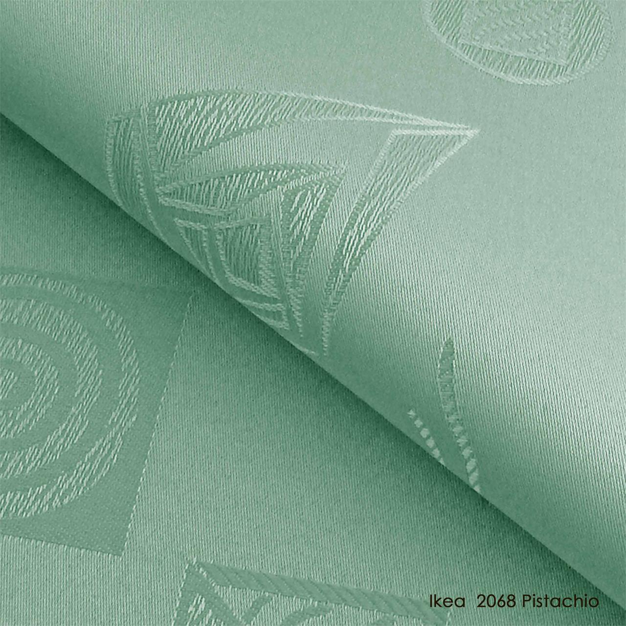 Ролеты тканевые Ikea 2068 Pistachio