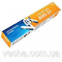 Электроды Вистек Ано-21 d 3 мм 5 кг