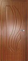 Межкомнатные двери Неман модель Сабрина ПГ дуб золотой