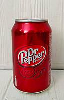 Газированный напиток Dr. Pepper Original 330мл (Испания)