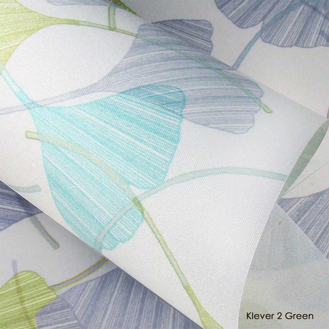 Ролеты тканевые Klever 2 Green