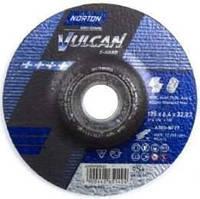 Круг зачистной T27 180х6.4х22 Norton Vulcan