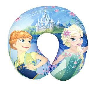 """Подушка для путешествий детская """"Frozen"""""""