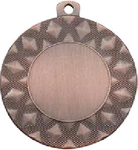 Медаль DI4502 бронзп