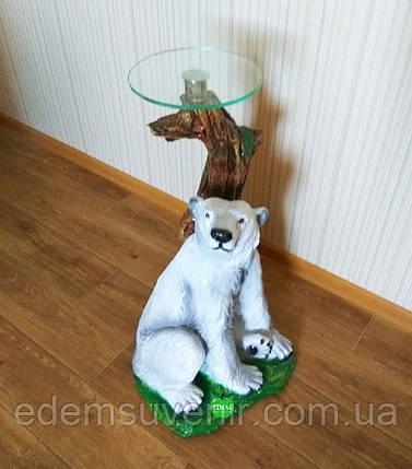 Стол журнальный Медведь М, фото 2