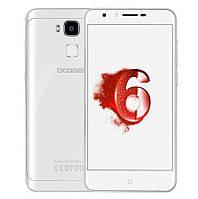 Смартфон Doogee Y6 Piano White 5,5 дюйма 4GB RAM 64 Гб ROM MTK6750 8 ядер 4G