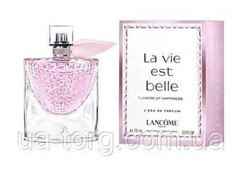 Женская парфюмированная вода Lancome La Vie Est Belle Flowers Of Happiness