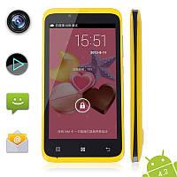 Samsung Timmy E128, 2 ядра -яркая супер бюджетка! Андроид + чехол в подарок., фото 1