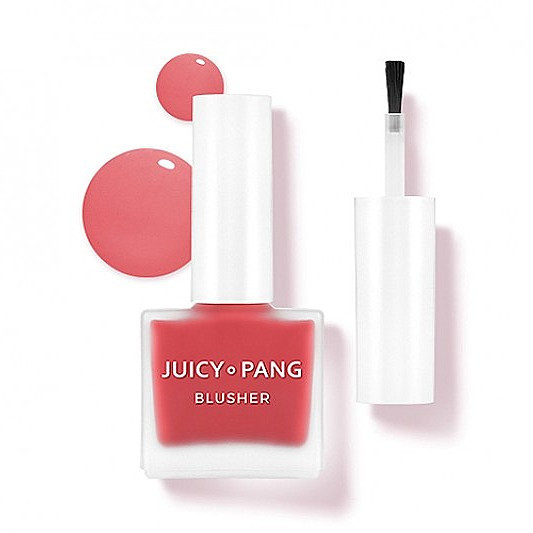 Жидкие румяна A'Pieu Juicy Pang Water Blusher RD01