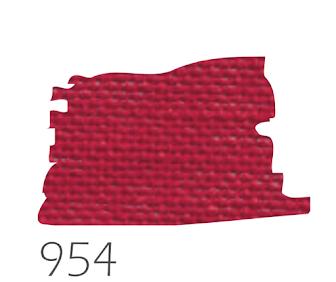 Zweigart (Cashel) Кашел 28 ct - червона
