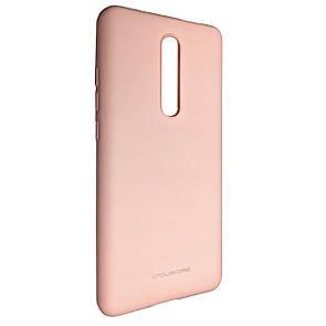 Чехол Silicone Hana Molan Cano Xiaomi Mi 9T (Redmi K20 / K20 Pro) (pink)