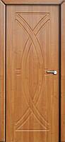 Межкомнатные двери Неман модель Фантазия ПГ ольха