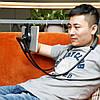 Держатель для телефона/планшета Baseus Necklace Lazy Bracket SUJG-LR01 (Черный), фото 4