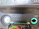 Панель приборов спидометр для Opel Meriva A 1.4 1.6 16V, 13173382XU, 88311302, 151203E, 87001437, фото 5