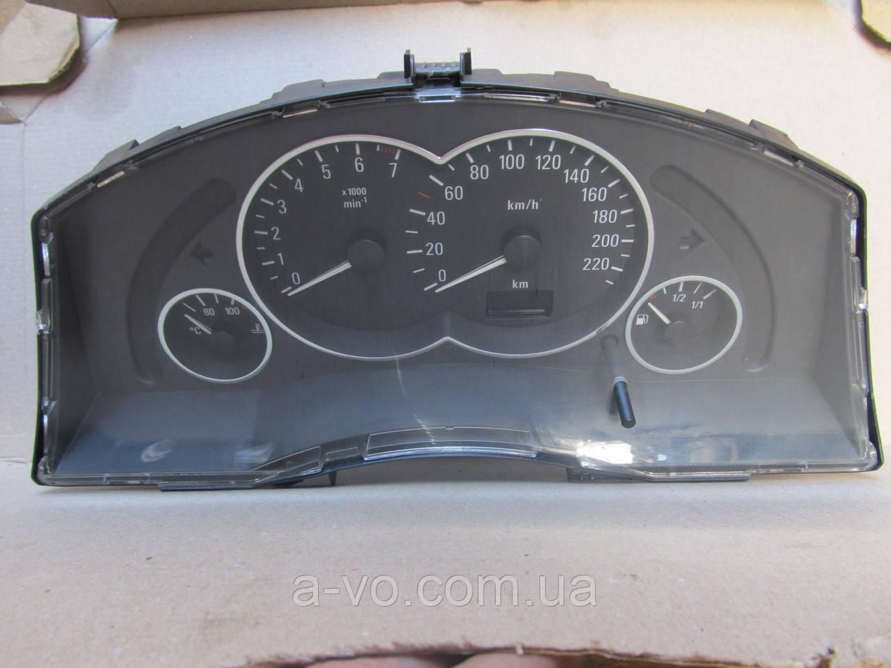 Панель приборов спидометр для Opel Meriva A 1.4 1.6 16V, 13173382XU, 88311302, 151203E, 87001437