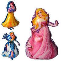 Шарики фольгированные, 3 вида (Frozen, Defa-2 вида), MK2269
