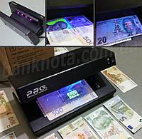 PRO 12 PM LED Универсальный детектор валют, фото 1