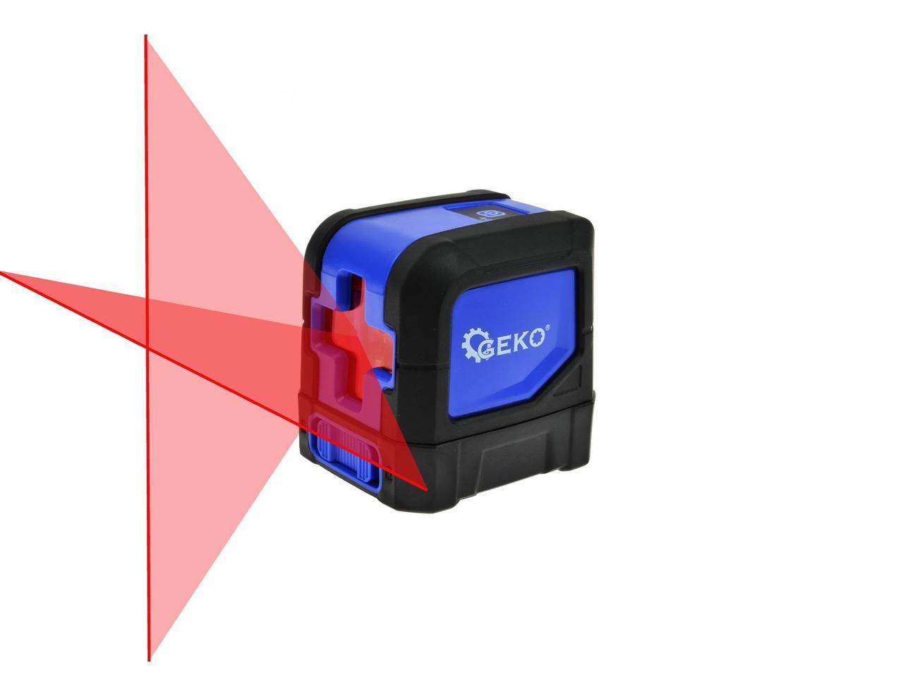 Лазерный уровень INTELLIGENT 1:1 (GEKO) G03300