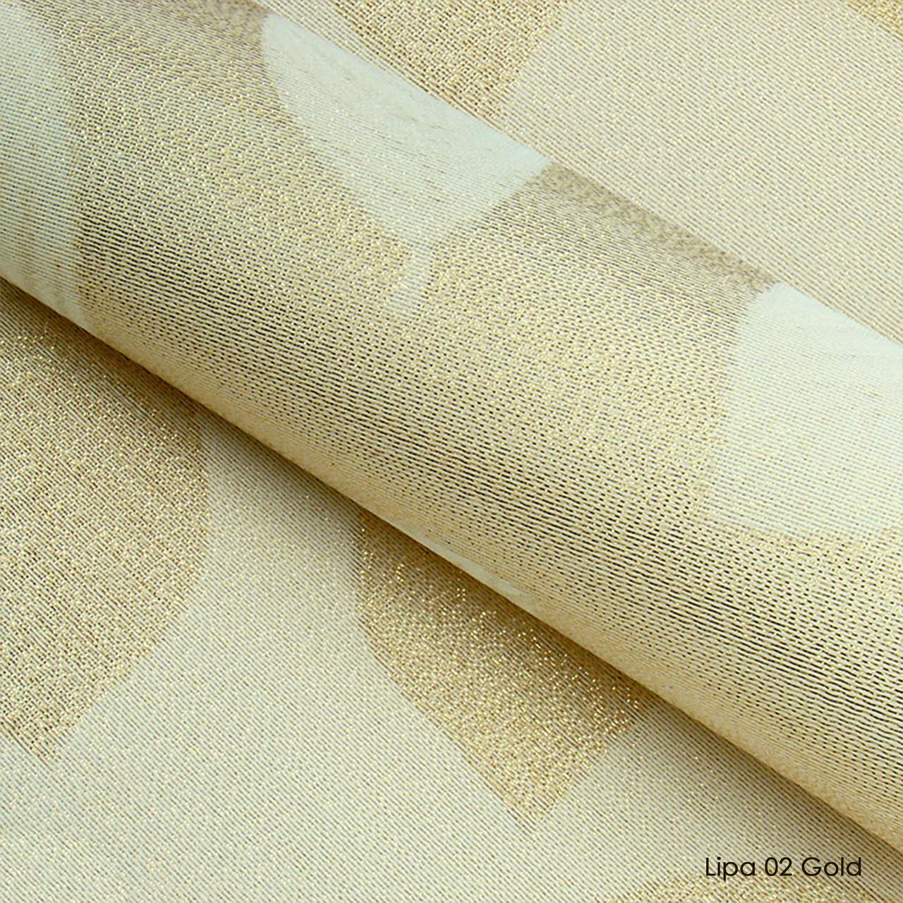 Ролеты тканевые Lipa 02 Gold