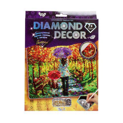 """Набор для творчества """"Diamond Decor: Осень""""  sco"""