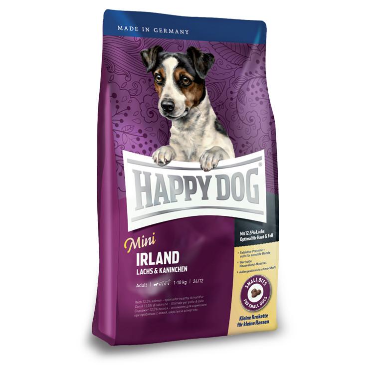 Happy Dog Supreme Mini Irland корм для собак малих порід вибагливих до їжі, 0.3 кг