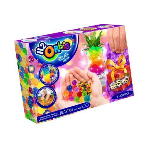 """Набор """"H2Orbis"""" + фиолетовый песок (рус)  sco"""