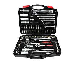 Набор торцевых и комбинированных ключей HEIDMANN 94 шт.  G10149