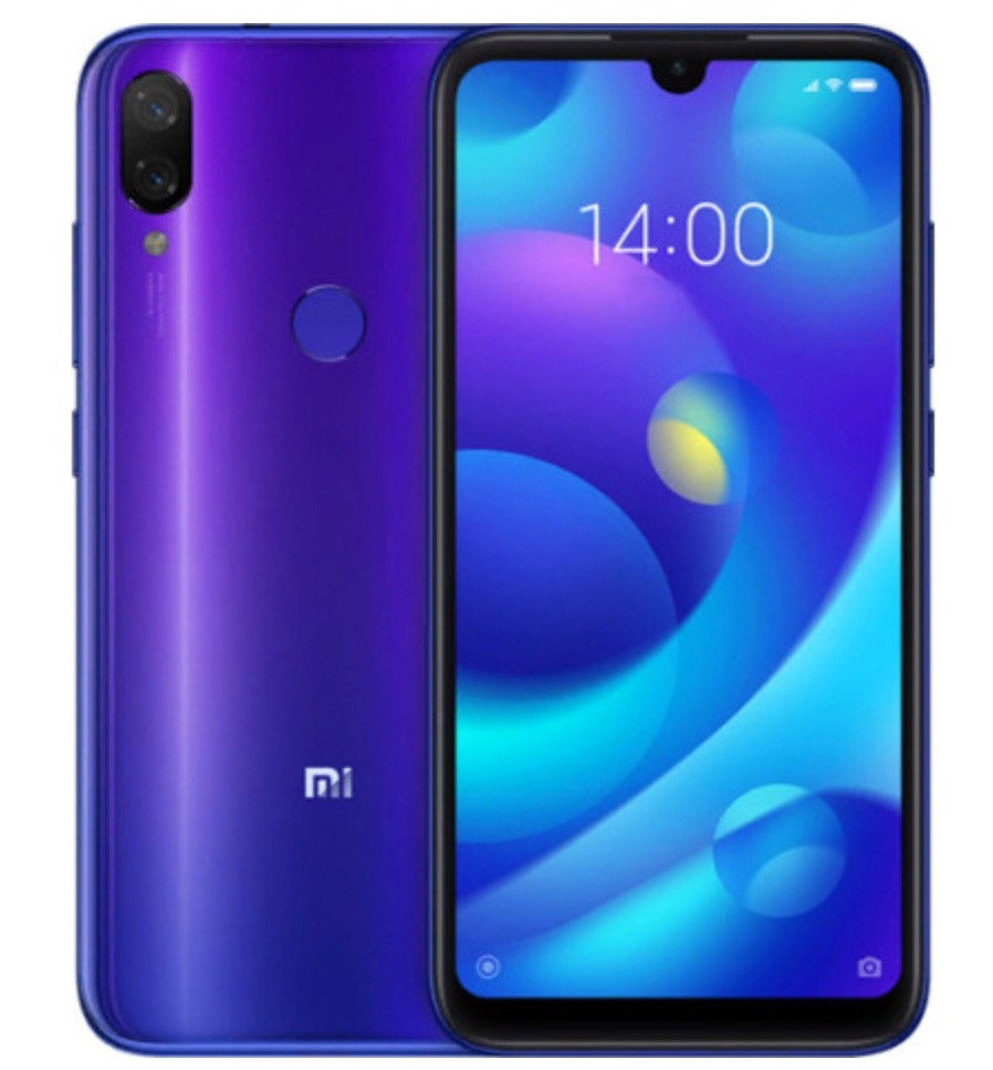 Xiaomi Mi Play 4/64GB Blue Global