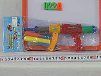 022А Пистолет помповый с поролоновыми пулями