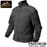 Куртка флісова Helikon-Tex LIBERTY - Чорна