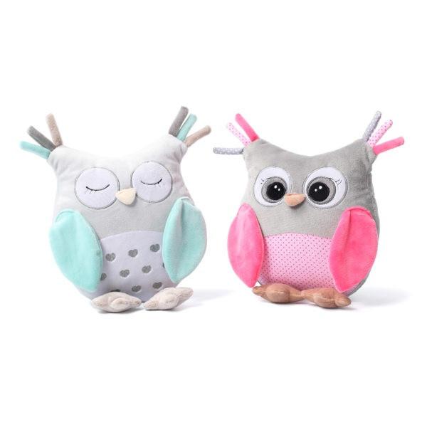Обнимашка для младенцев OWL SOFIA BabyOno