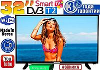 "НОВЫЕ телевизоры Samsung SmartTV Slim 32"" FullHD,LED, IPTV,T2"