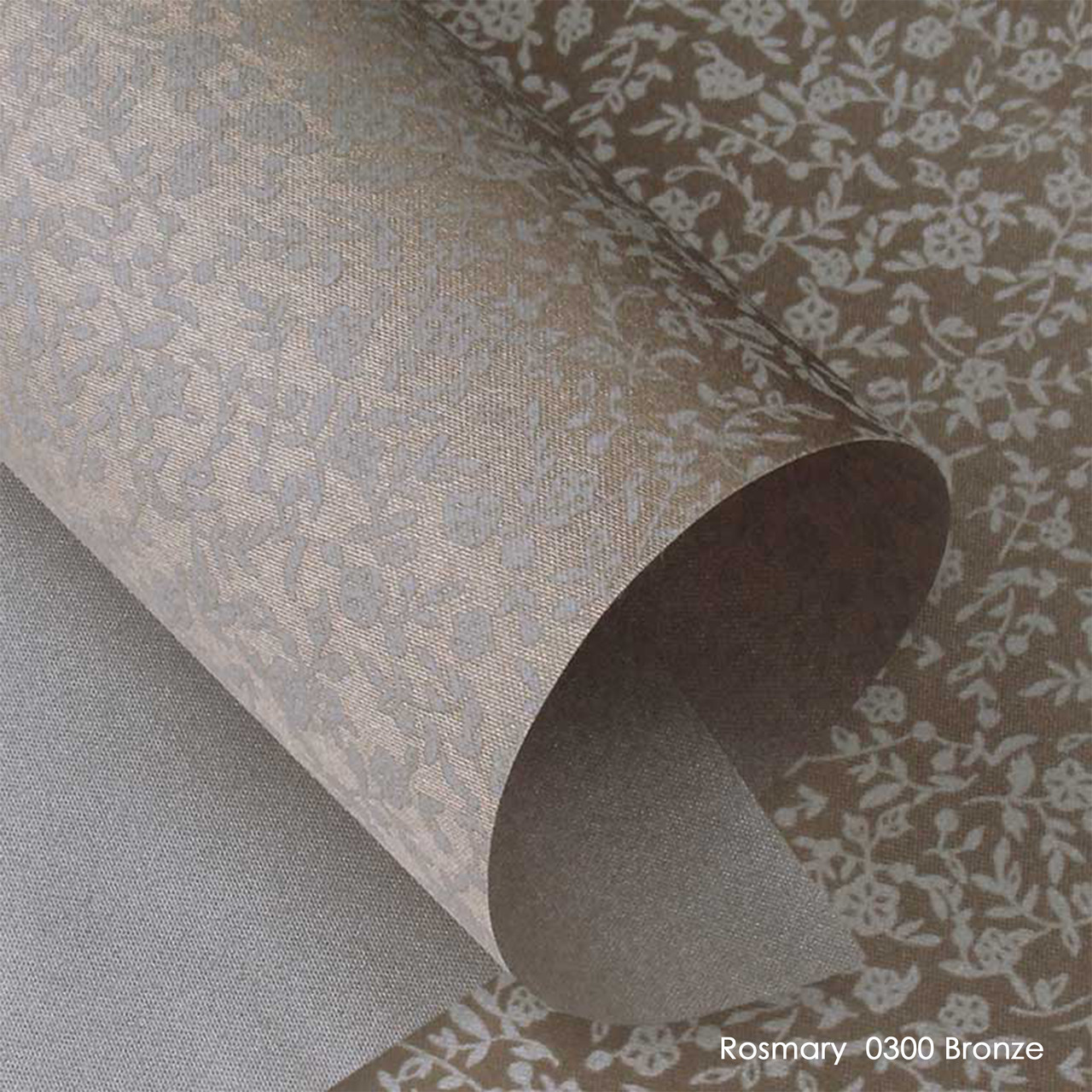 Тканевые роллеты Rosmary 0300 Bronze